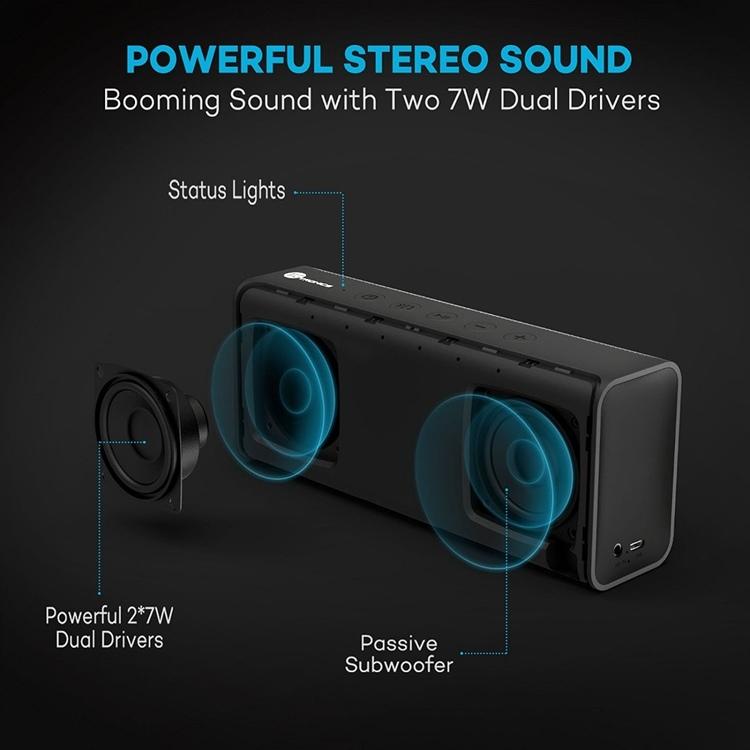 TaoTronics Pulse X bluetooth-högtalare