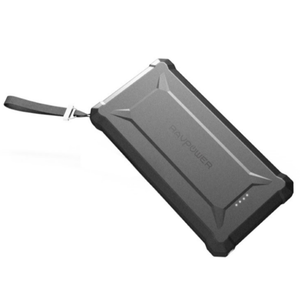 RAVPower Rugged 10050mAh PD 18W+QC3.0 powerbank