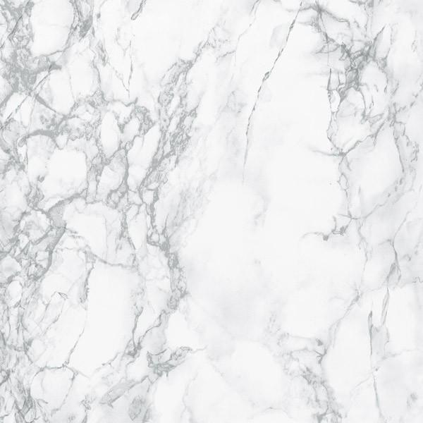 Dekorplast - Sten Marmor vit