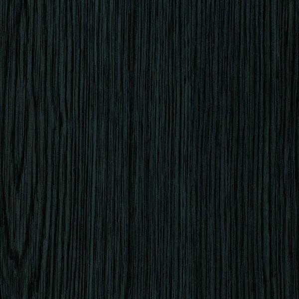 Dekorplast - Trä svart