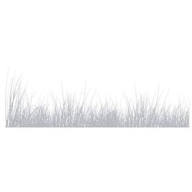 Fönsterfilm - Gräs 2