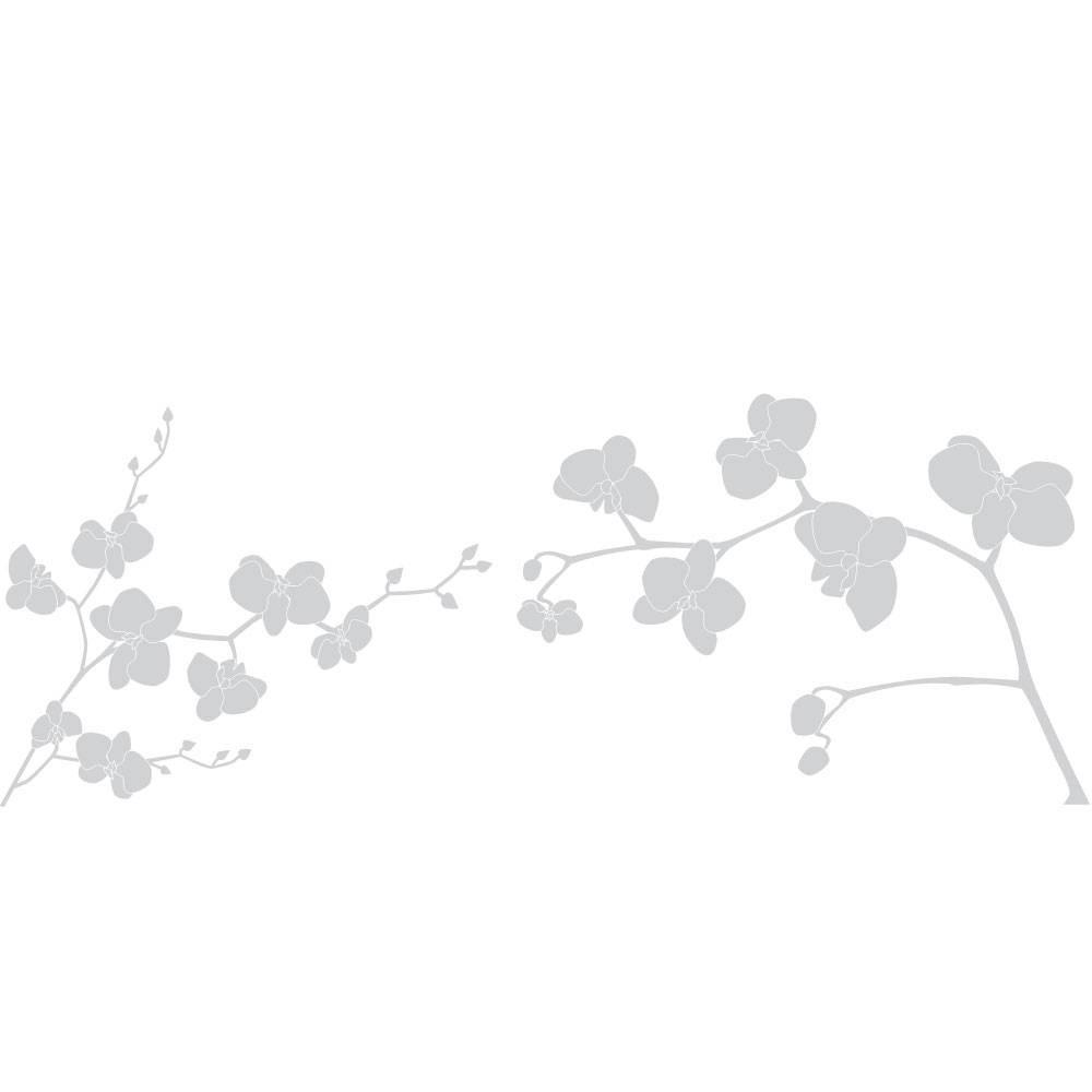 Fönsterfilm - Orkidé