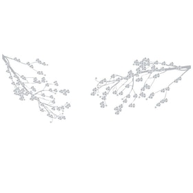Fönsterfilm - Sakura