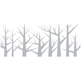 Fönsterfilm - Skog