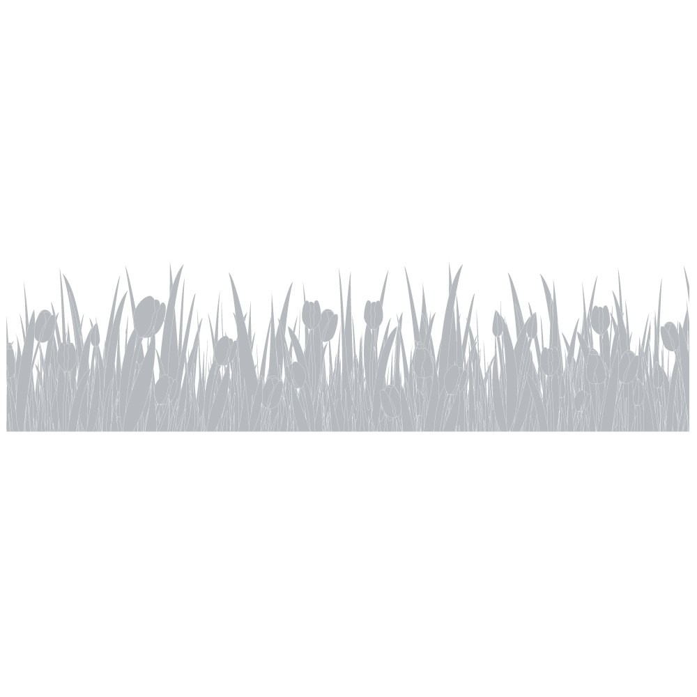 Fönsterfilm - Tulpaner