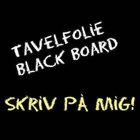 Tavelfolie - Blackboard