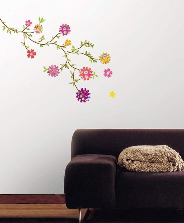 Väggdekor, Art tree