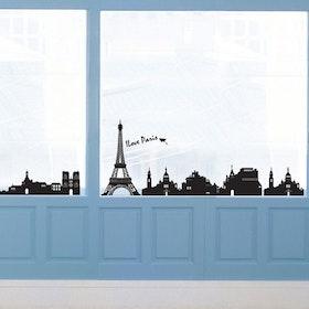 Väggdekor, I Love Paris