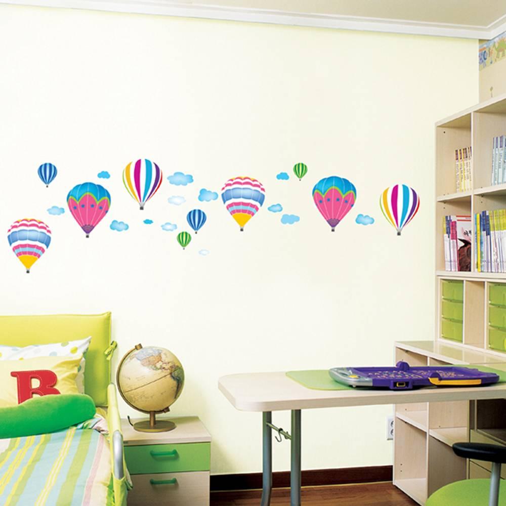 Väggdekor, Luftballonger