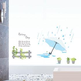 Väggdekor, Raining Day