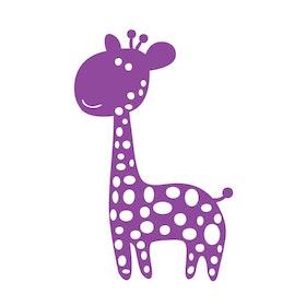 Väggis - Giraff