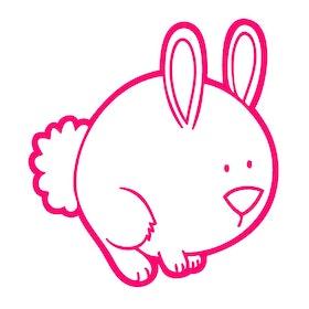 Väggis - Kanin