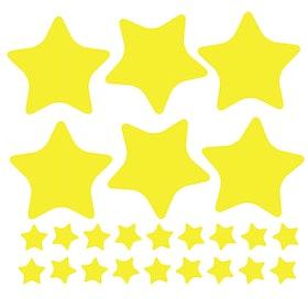Väggis - Stjärnor, 24st