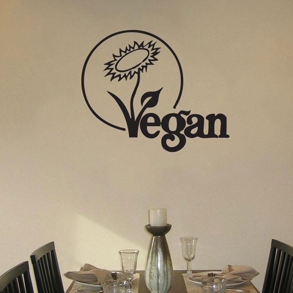 Väggord - Vegan