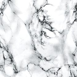 Dekorplast - Sten Marmor grå/svart