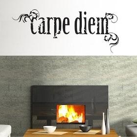 Väggord - Carpe diem 2