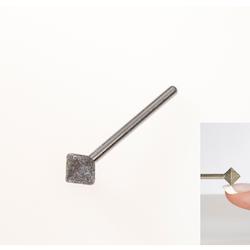 Diamond milling cutter, wheel