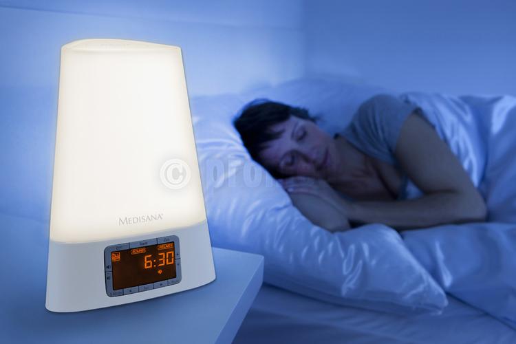 Wake-up light WL 450