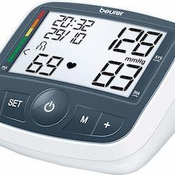 Beurer blodtrycksmätare m XL-display BM40
