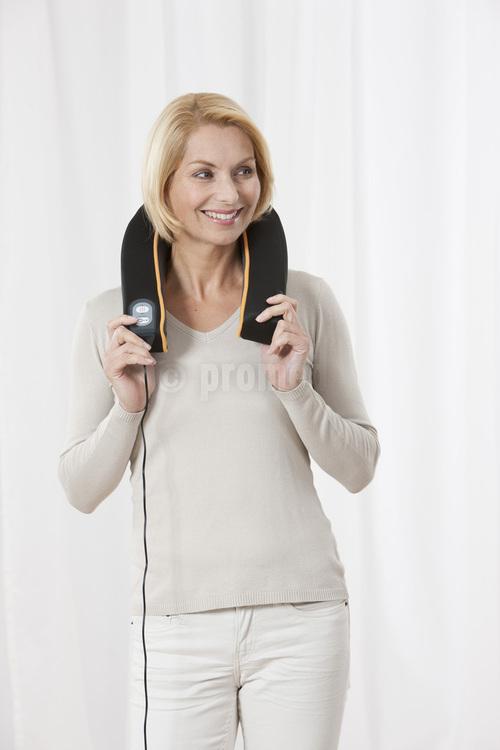 Nackmassager med Vibration MNV