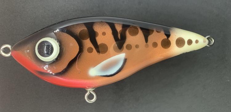 TLS (TaunoLures Swim) 14.5cm, 85g, slowsink