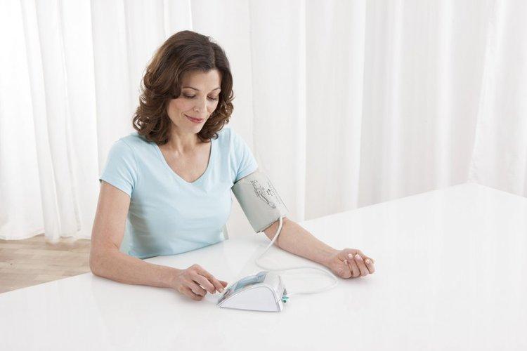 MTX överarm blodtrycksmätare