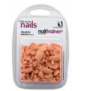 100 NAIL refil  nailtrainer