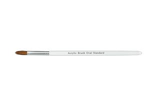Akryl pensel Oval standard 27