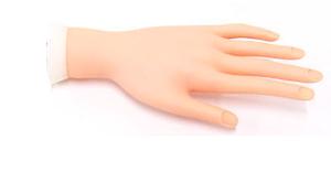 Övningshand / dekorations hand