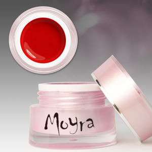 Moyra färg gele Candy Red 47