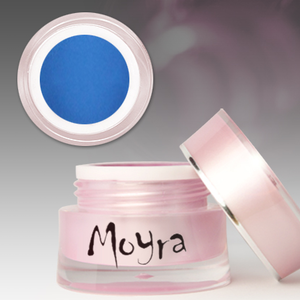 Moyra färg gele Mystic Blue 205