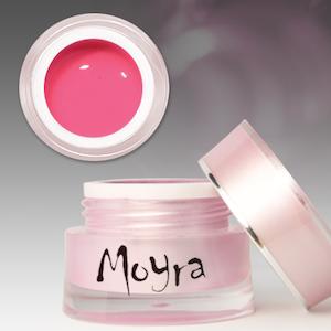 Moyra färg gele Fluo Pink  06