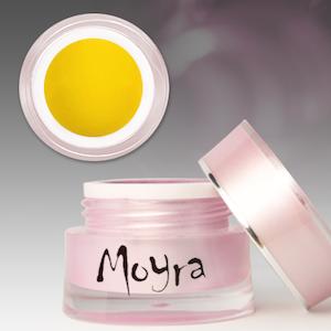 Moyra färg gele Flowe Yellow 225