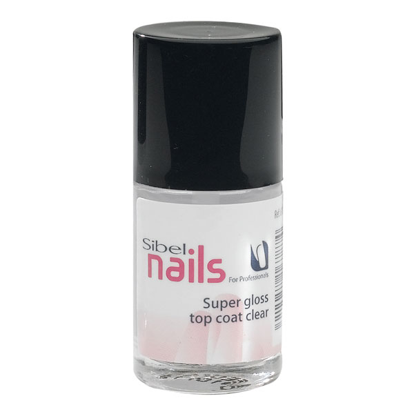 Super gloss topcoat clear