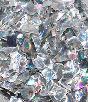 Glitter flacks
