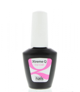 NAILS XTREME Q GEL POLISH TOP COAT NAGELLAK