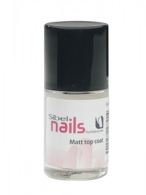 Sibel Nails Nagellak Matt Top Coat