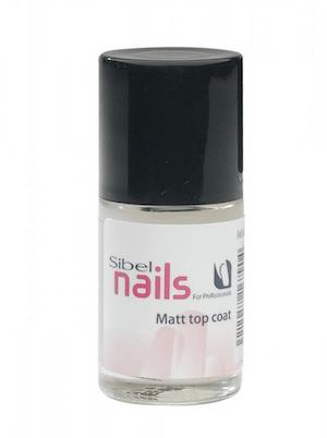 Sibel Nails Nagellak Matt Top Coat