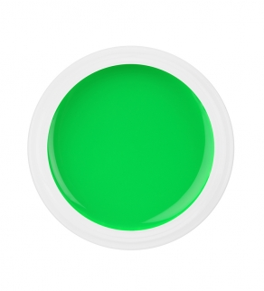 Färgad Gel, neon Glow Green   5 ml