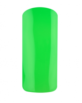 Färgad Gel, neon Glow Green | 5 ml