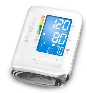 Medisana nummer BW 300 Anslut handled blodtrycksmätare med Bluetooth