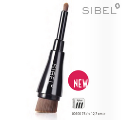 FOUND IT 2 SIDED MAKE-UP BRUSH SIBEL