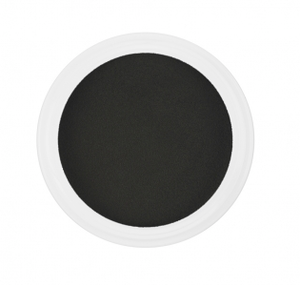 Färgat Akrylpulver Ren svart | 5 g 6136