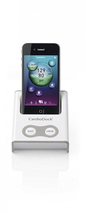 CardioDock® blodtrycksmodul