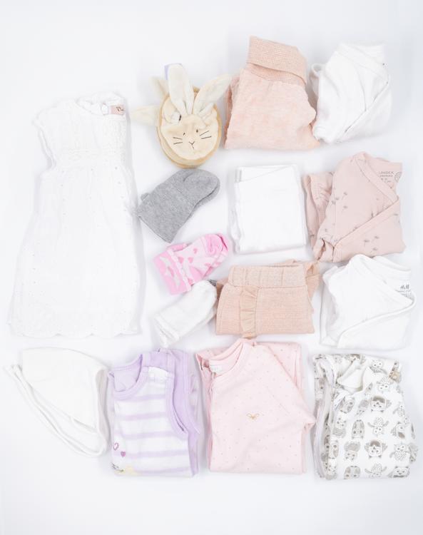 prenumeration babykläder, baby kläder, second hand, babybox, prenumerera, köp babykläder online
