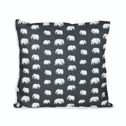 Elefant grå 50x50