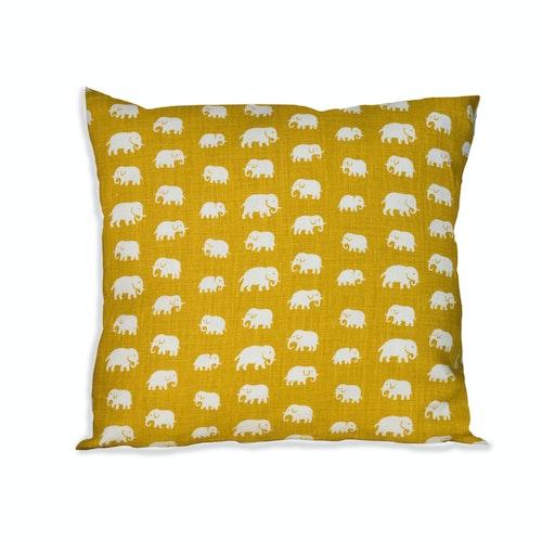 Elefant gul 50x50