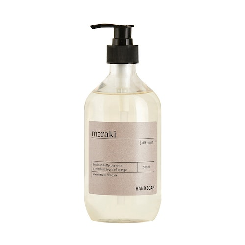 HAND SOAP SILKY MIST, 500 ML