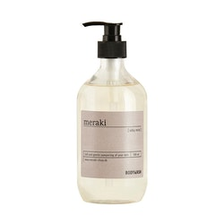 BODY WASH SILKY MIST, 500 ML
