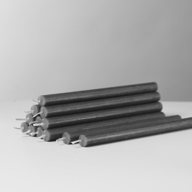 Stoff Nagel - Ljus 12-pack antracit (grå)